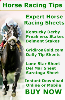 horse race tip sheets